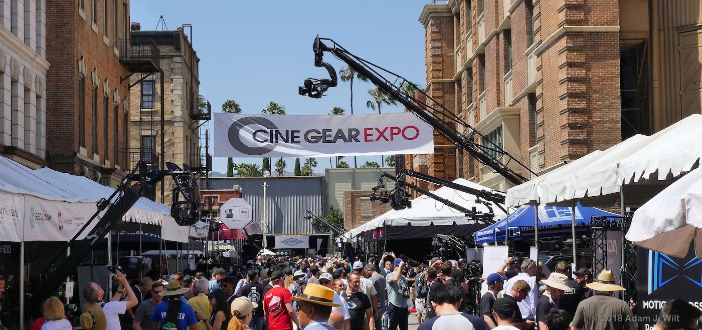 Cine Gear Expo L.A. 2018 2