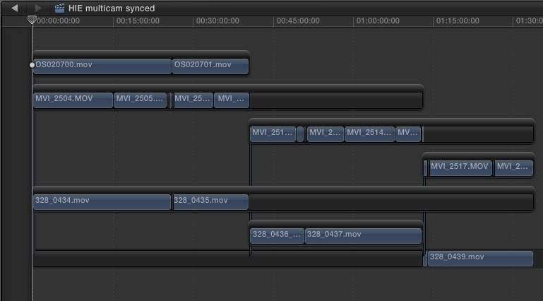 PE4IMPORT XMLFCPX NO MULTICAM