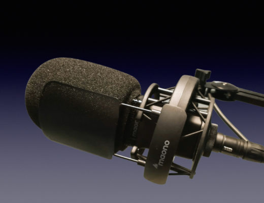 Review: Maono PM500 large-diaphragm condenser studio microphone 18