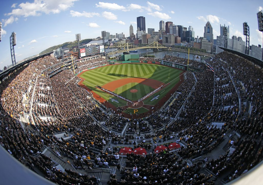 Sony Electronics Delivers a Complete A/V Upgrade for the Pittsburgh Pirates' PNC Park Control Room 1