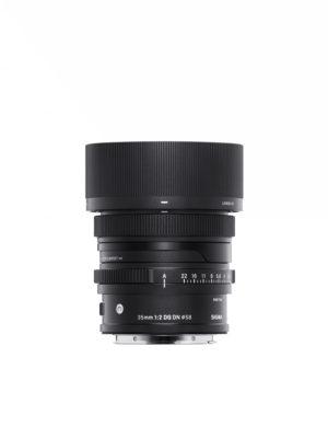 Sigma I series lenses