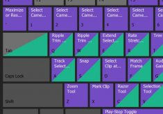 Adobe Premiere Pro IBC 2016 Reveal – Team Projects and Visual Keyboard Layout