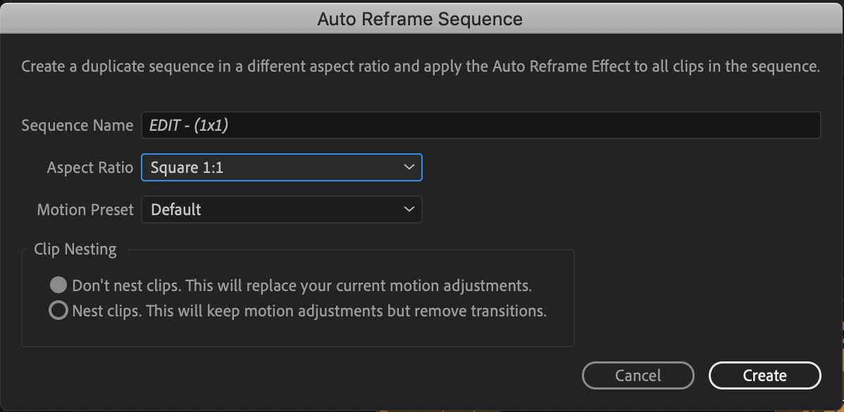 The November 2019 release of Adobe Premiere Pro and the other Adobe Video Apps is here 32
