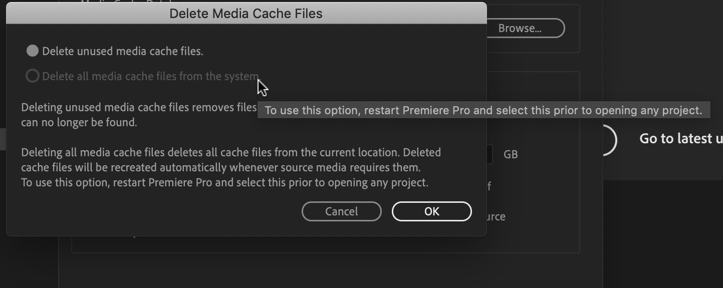 The November 2019 release of Adobe Premiere Pro and the other Adobe Video Apps is here 37