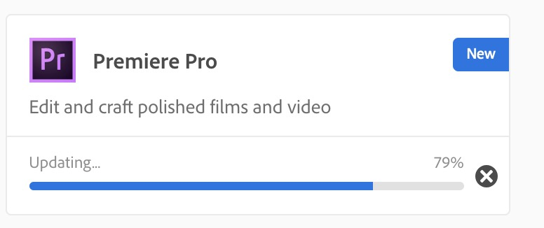 Careful updating to Adobe Premiere Pro 2020 and keeping your older Premiere versions installed 30
