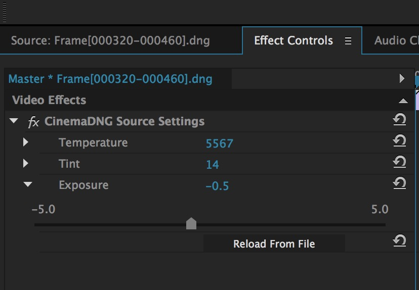 PPro NAB2015 source settings