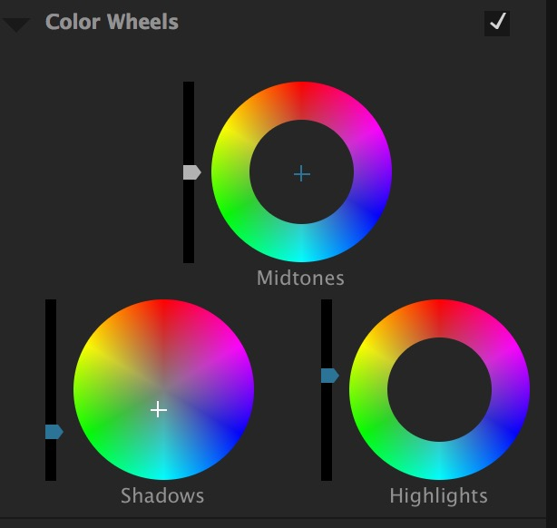 PPro NAB2015 image color wheels