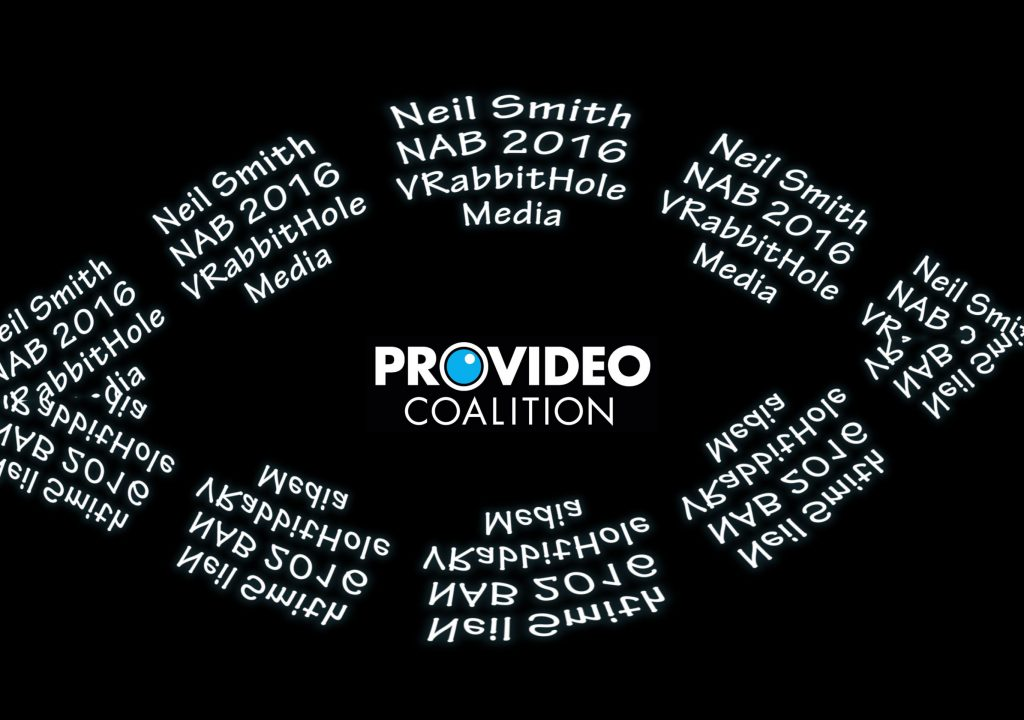NAB 360º Video Report #2 - Ted Schilowitz at the SuperMeet! 1