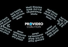 NAB 360º video reports – VR at NAB 2016