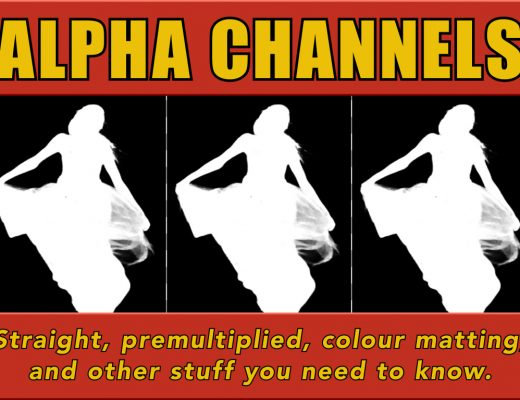 Alpha Channels: The good, the bad & the ugly 2