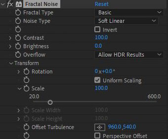 Fractal Noise: Advanced analysis of After Effects most versatile plugin 61