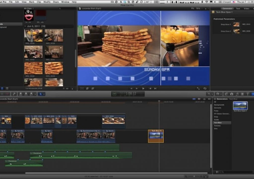 free motion templates for final cut pro x