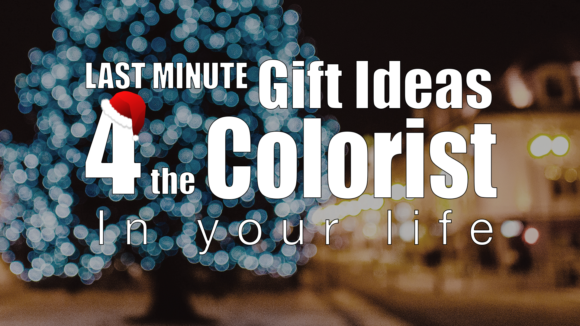 Last minute Holiday Gifts and Stocking Stuffers for the COLORIST in your life 38