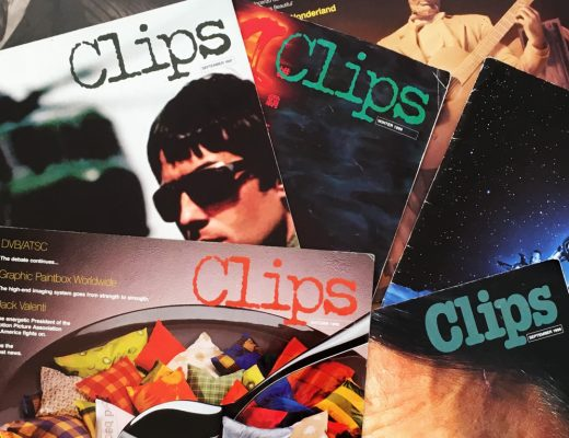 "Some clips from Quantel's ""Clips"" 12"