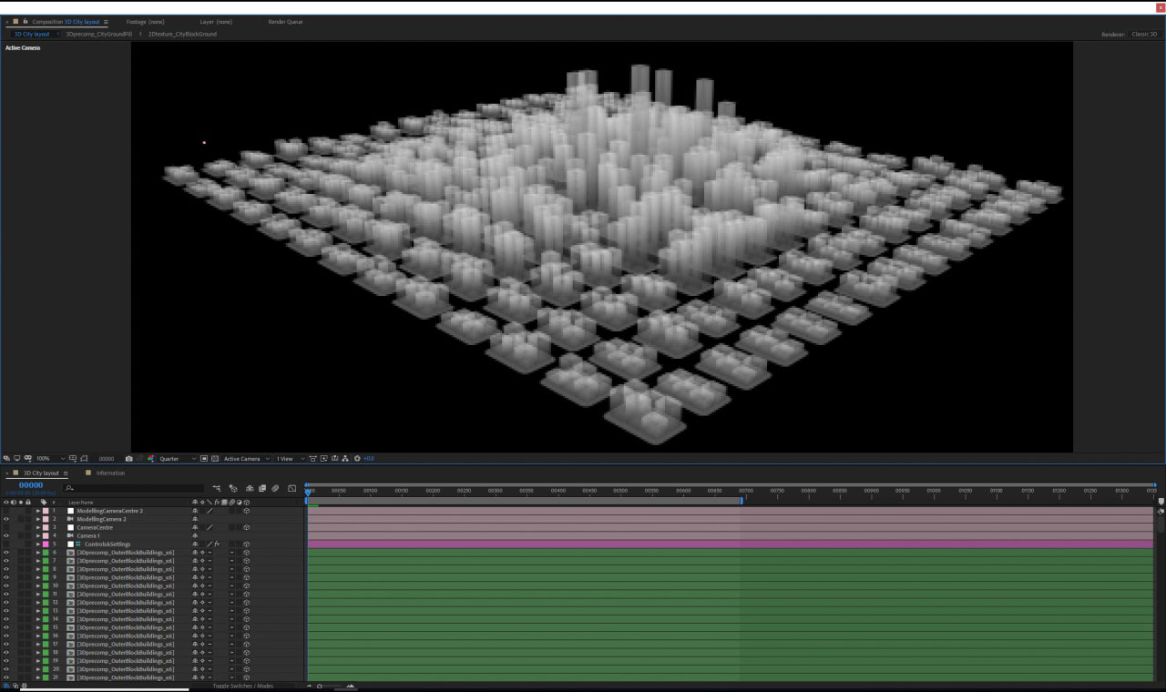 Automatic grid layouts in After Effects 2