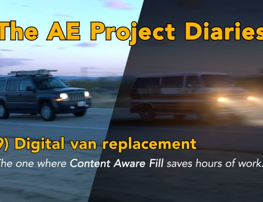 AE Project Diary: 9) Digital van replacement 10