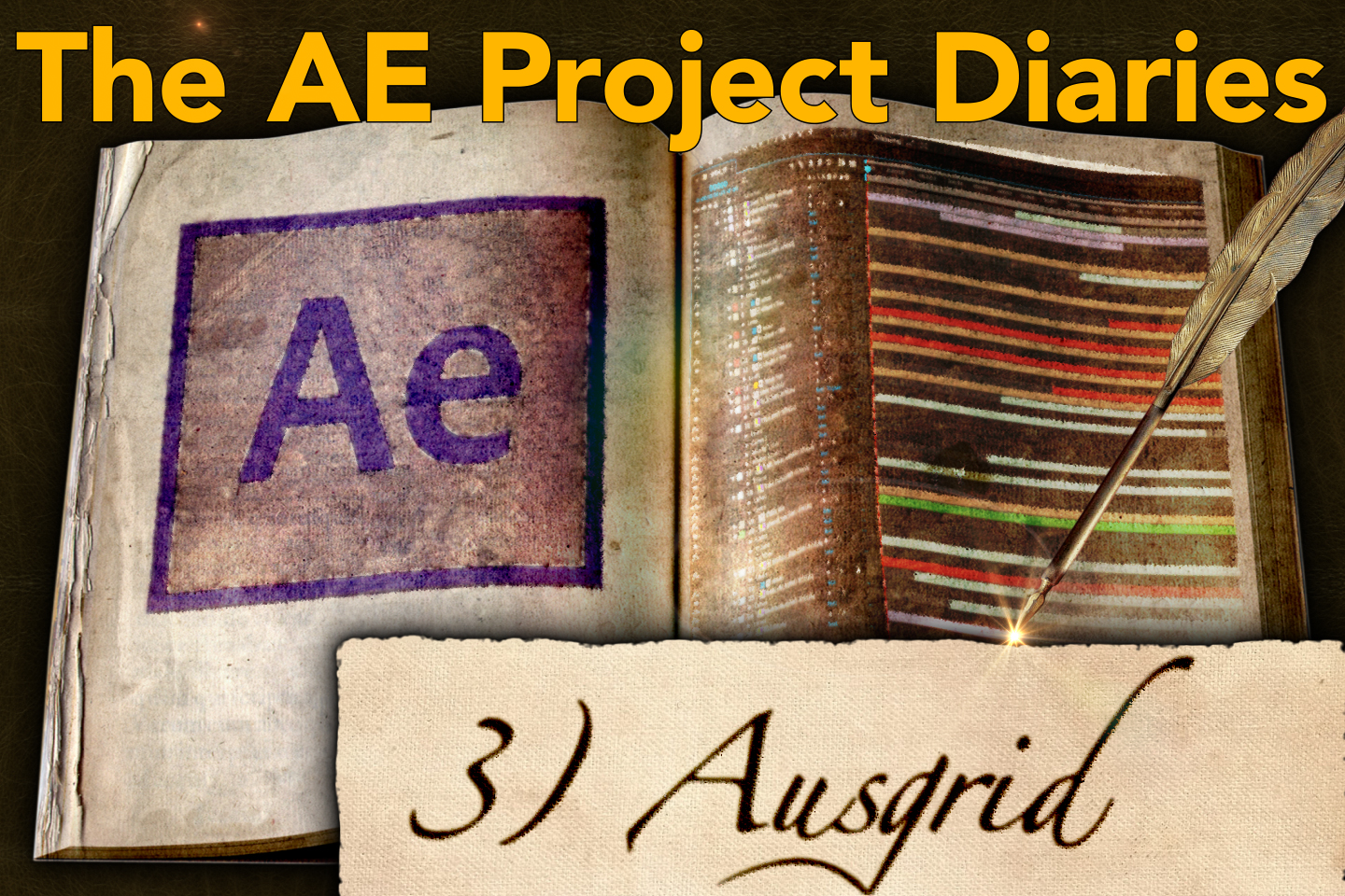 AE Project Diary: 3) Ausgrid 8
