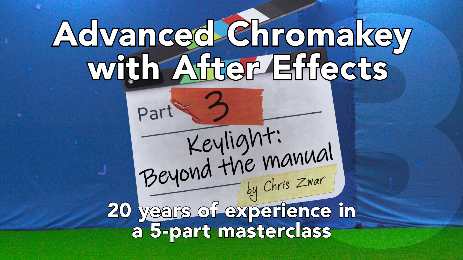 Advanced keying with After Effects: Part 3 by Chris Zwar - ProVideo Coalition