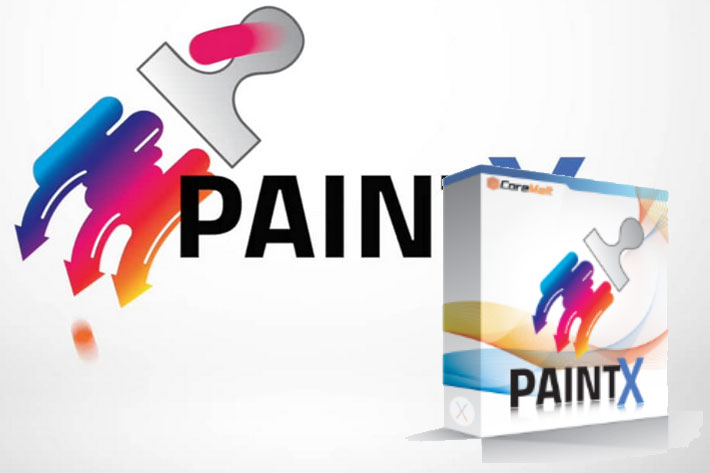 PaintX, a paint utility software for FCPX