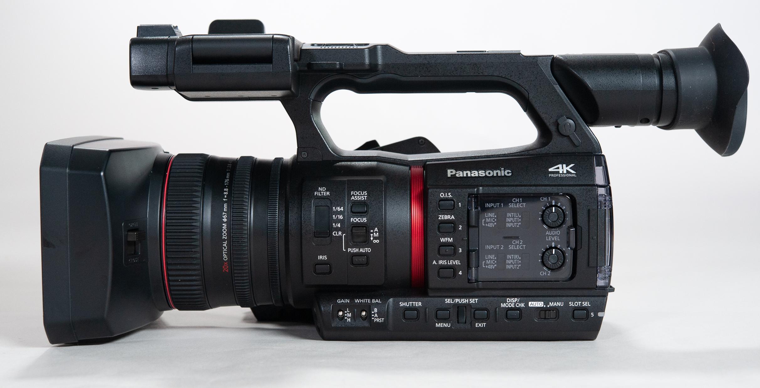 AG-CX350