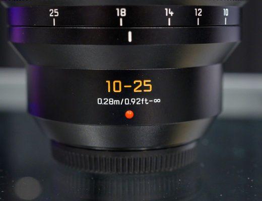 Cine Gear: Panasonic Leica DG Vario-Summilux 10-25mm f/1.7 MFT Lens