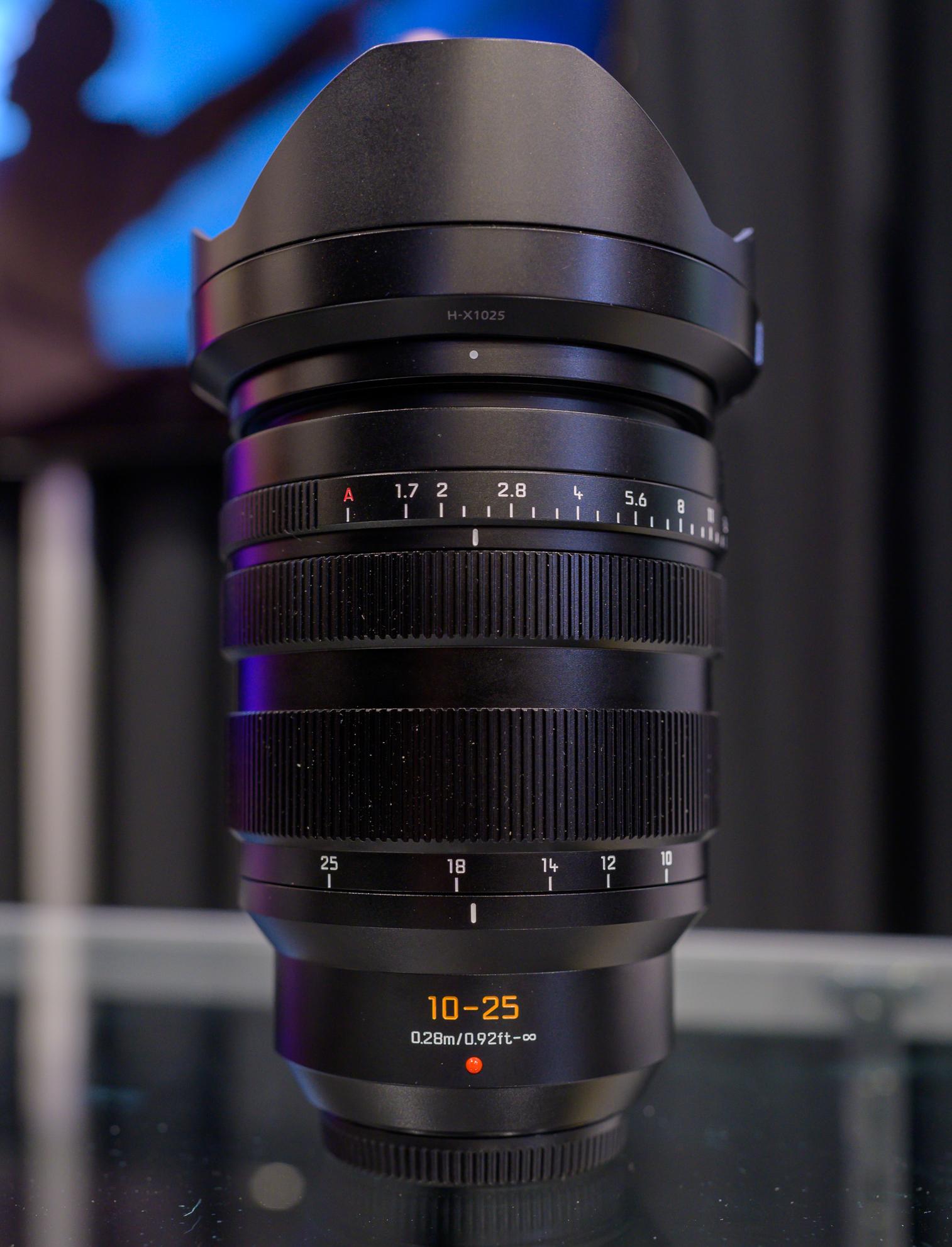 Panasonic Lense