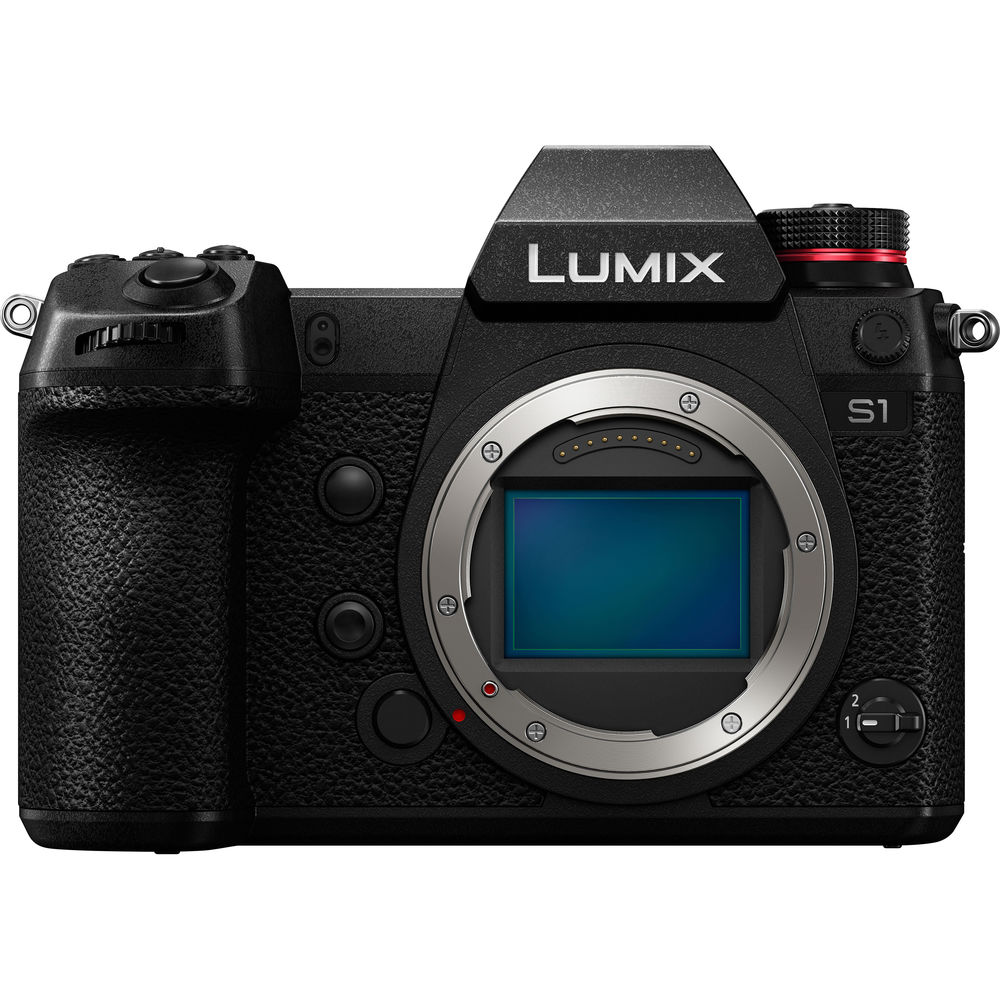 What's missing from the new full-frame Panasonic Lumix cameras? 10