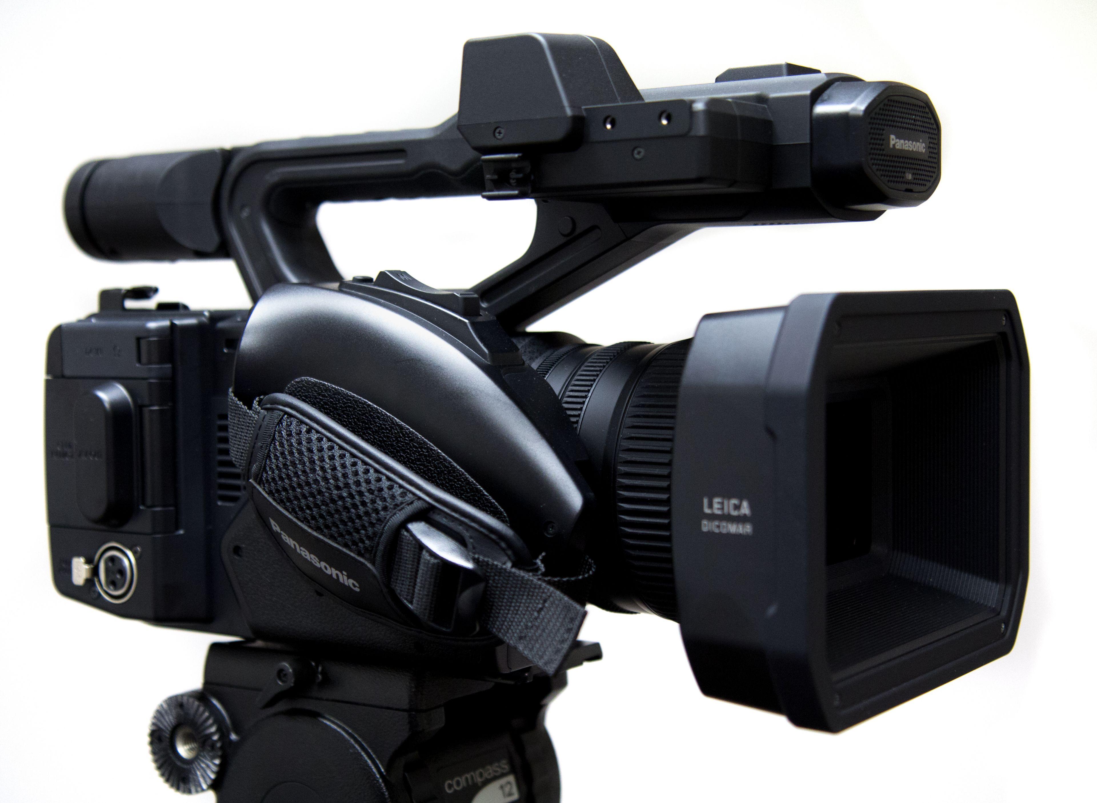 Panasonic AG-UX180 Single Lens Camera Review