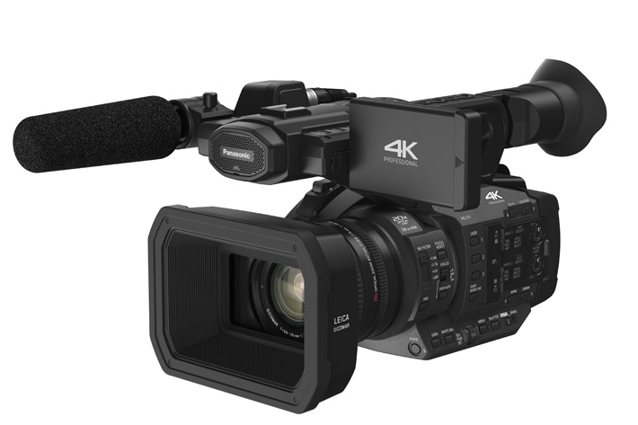 Panasonic HC-X1: the world in 4K and at 24mm