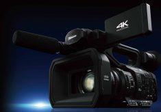 Panasonic HC-X1: 4K UHD, 24mm, 20X zoom