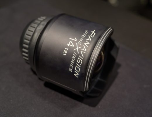 Cine Gear: Panavision X Series Lenses. Made To Fly