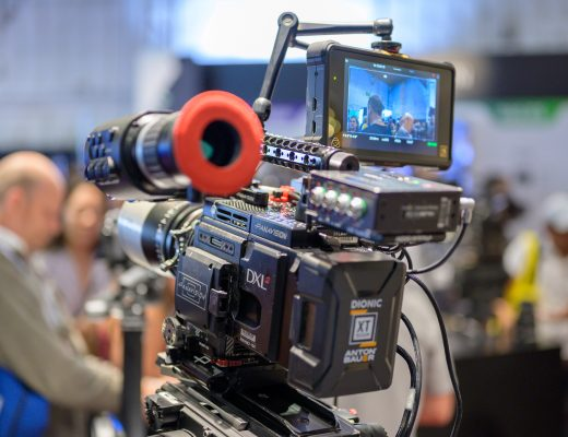Cine Gear: Panavision DXL-M. Smaller and Lighter 8K Camera