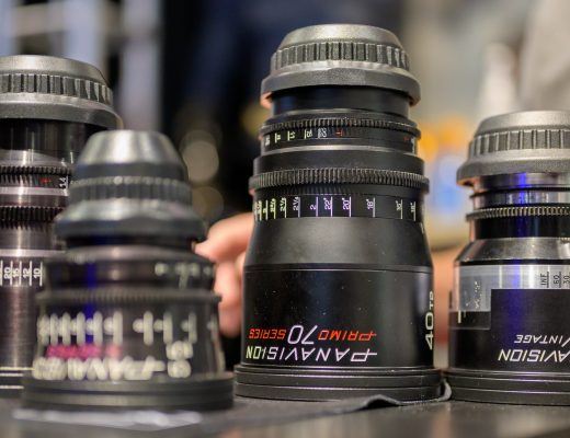 Cine Gear 2019: Panavision Shows Off Entire Lens Line Up
