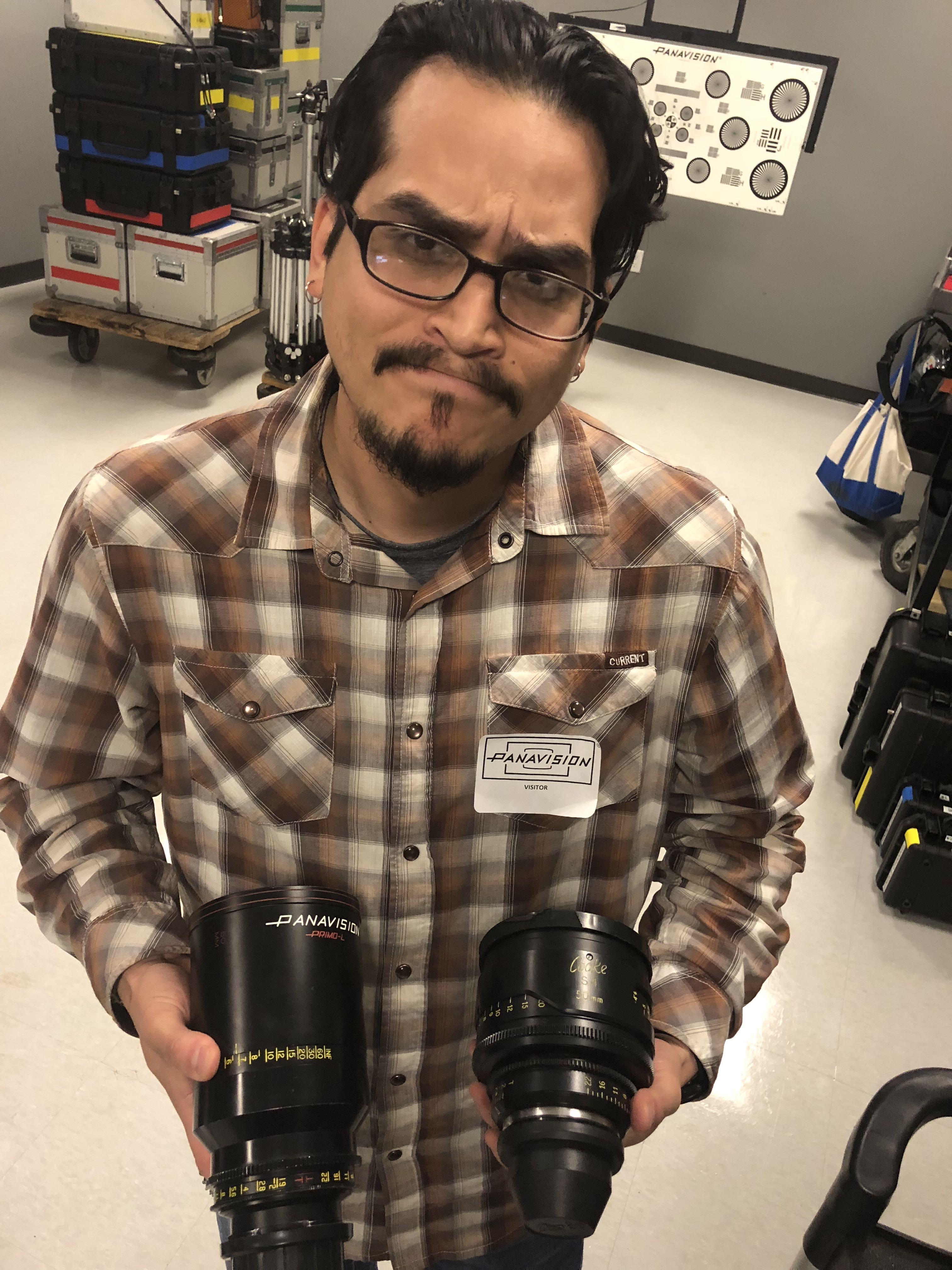 Filmmaker Friday featuring Filmmaker Miguel Angel Duran 5
