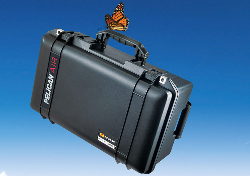 Black box technology: Pelican's plan to protect you and your gear 8