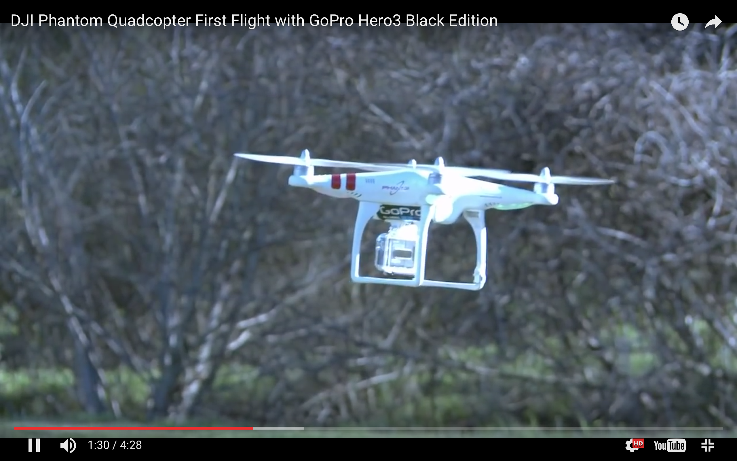 GoPro Karma Drone & Grip Hands-On Review 7