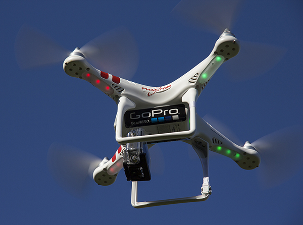 Product Review: DJI Phantom Quadcopter for GoPro 1