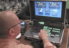 The HS-2000 for Public Affairs Coverage: