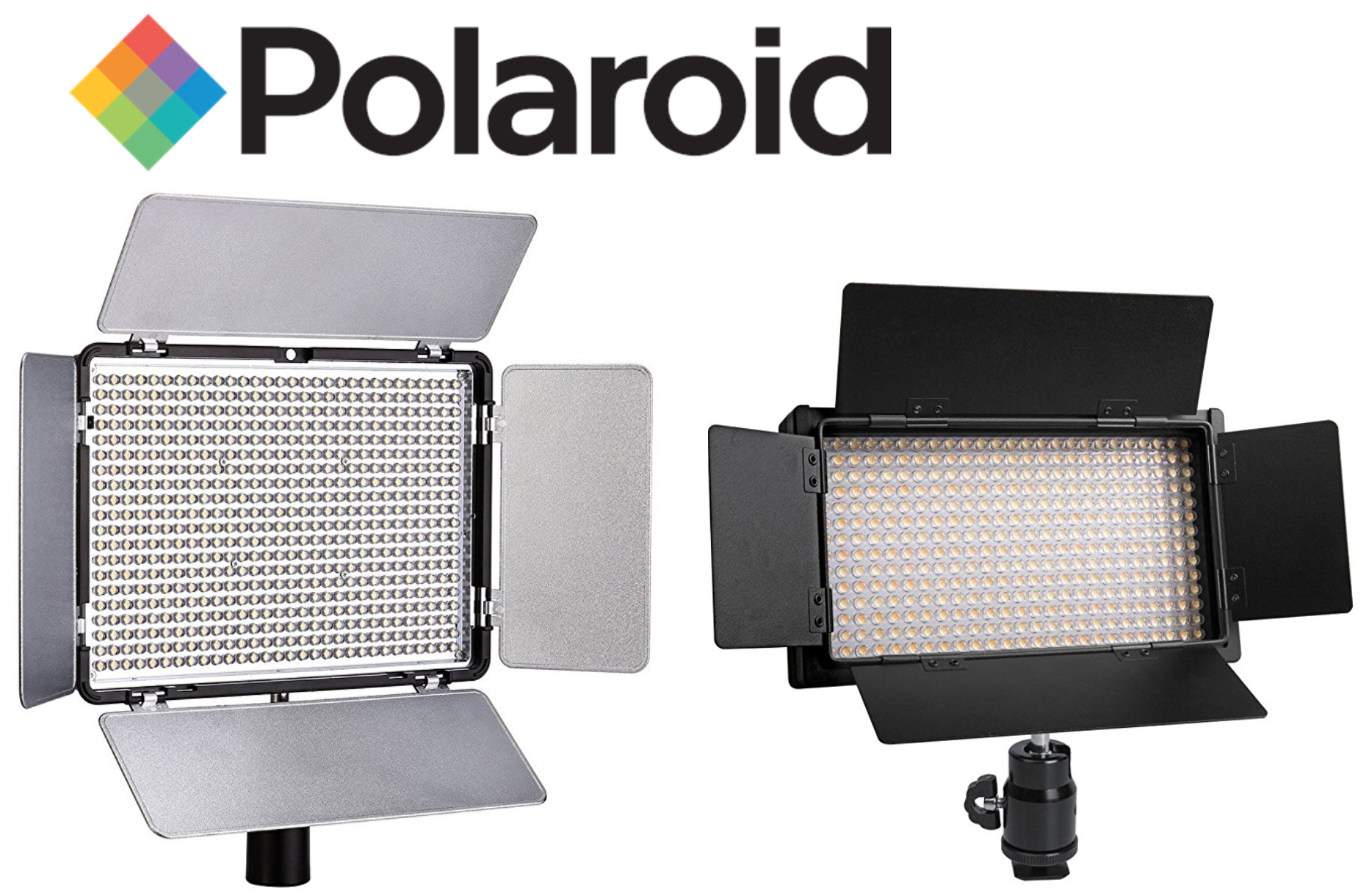 Product Review Polaroid Small Portable Led Production Light