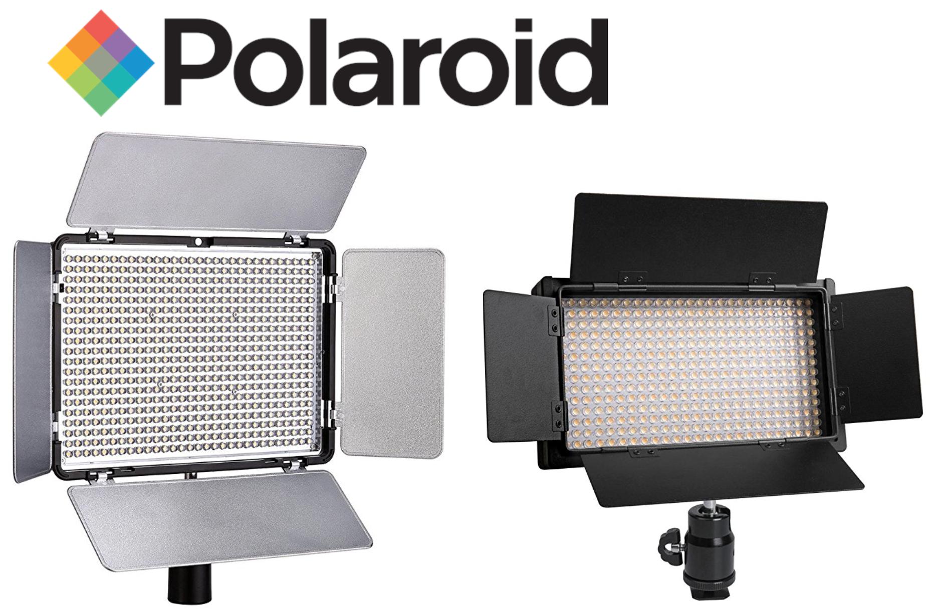 Polaroid Small Portable Led Production