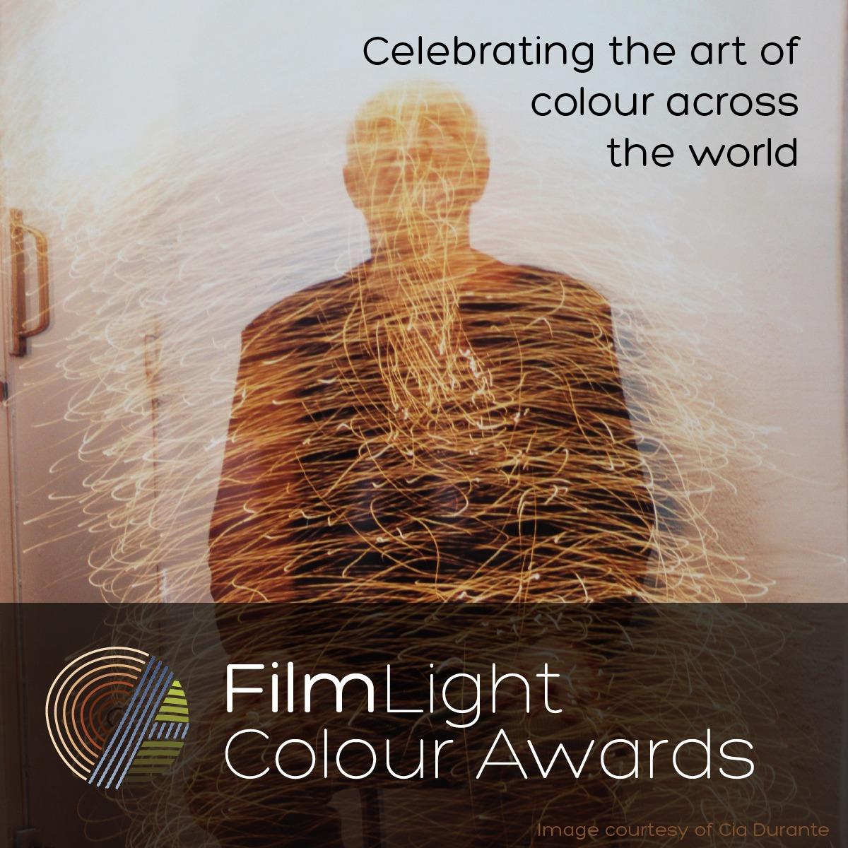 FilmLight Colour Awards poster