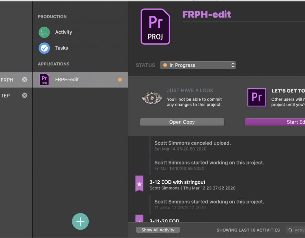 postlab-interface