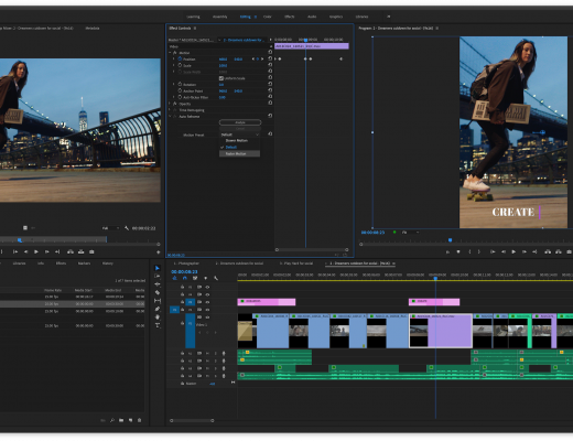 The November 2019 release of Adobe Premiere Pro and the other Adobe Video Apps is here 3