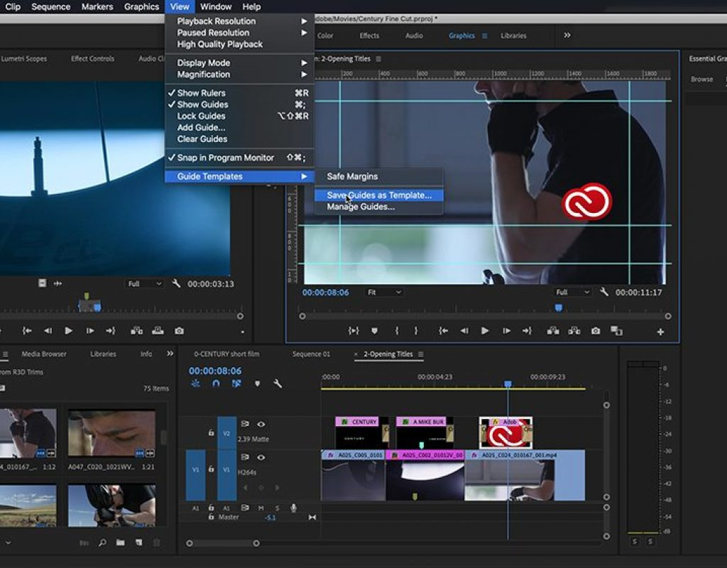 Meeting the Demands of Pro Editors: Behind the Adobe Premiere Pro 2019 NAB Updates with Patrick Palmer 9