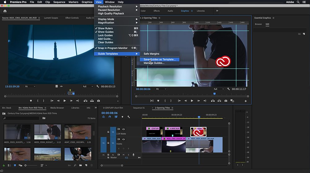 Meeting the Demands of Pro Editors: Behind the Adobe Premiere Pro 2019 NAB Updates with Patrick Palmer 10