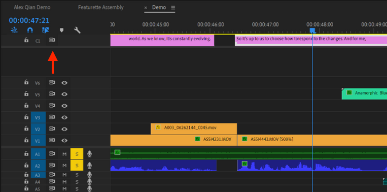 What's new in Adobe Premiere Pro from Adobe MAX? Transcriptions and captions 5