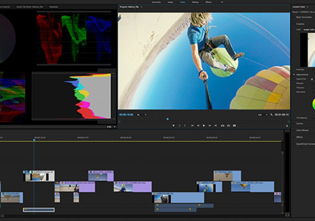 Creativity is about to get a lot more colorful: Updates coming to Adobe video tools 1
