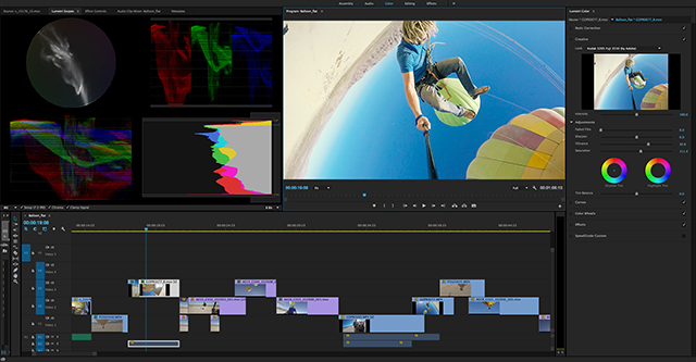 Creativity is about to get a lot more colorful: Updates coming to Adobe video tools 14