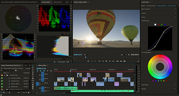 Creative Cloud video updates at IBC 2015 11