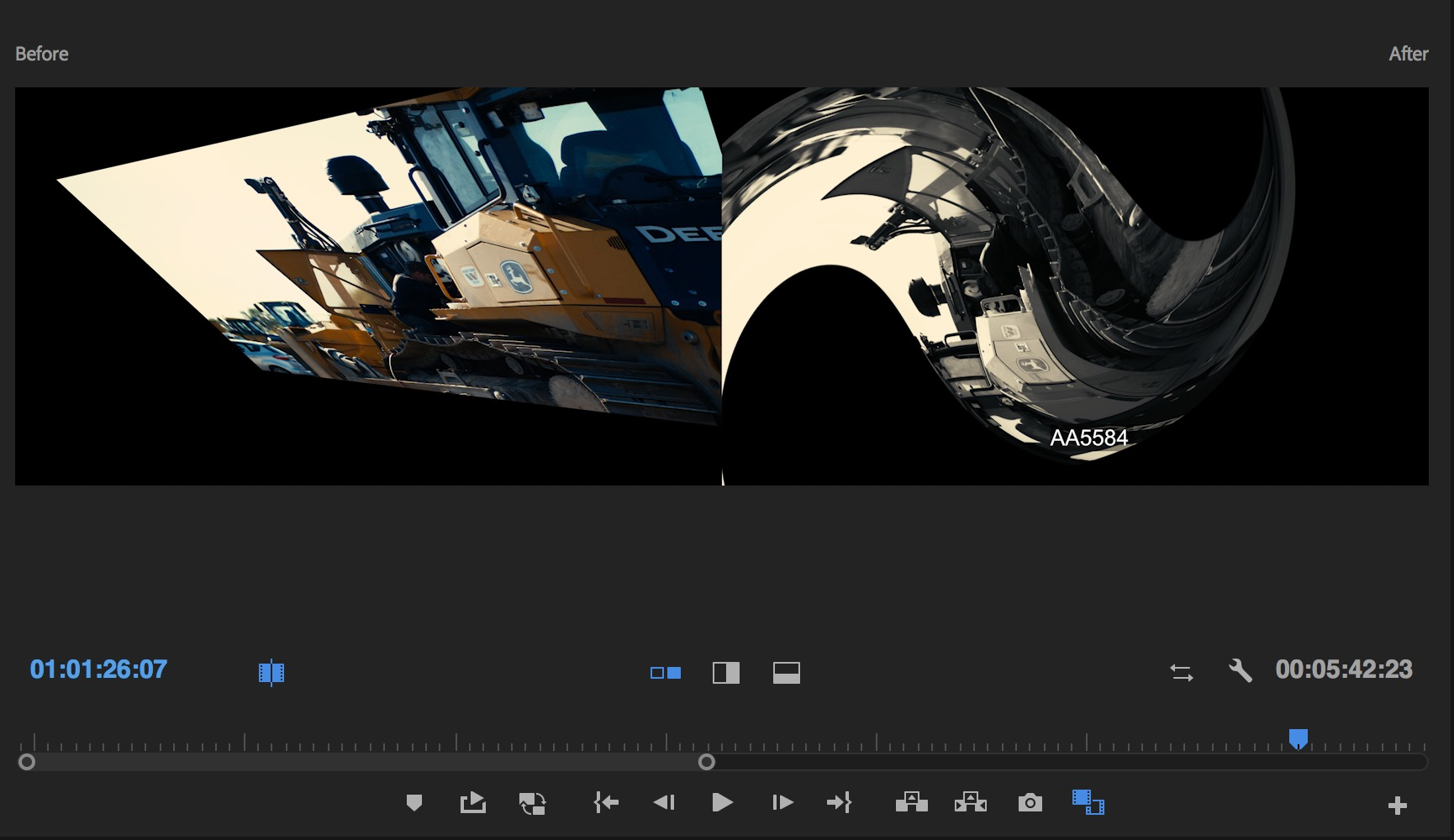 Adobe Premiere Pro 2018 NAB Update: Comparison View, Color Match and Timecode 10